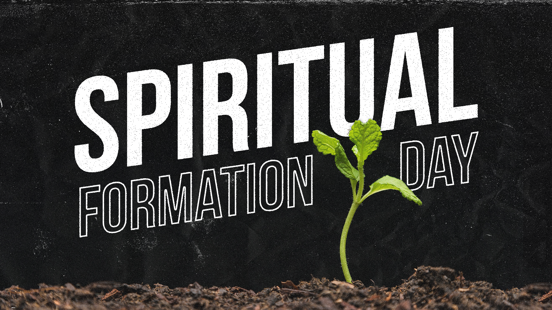 Spiritual Formation Day CCB